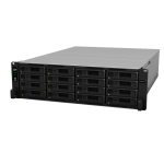 The Synology RS4017xs+ 16-Bay RackStation NAS side two