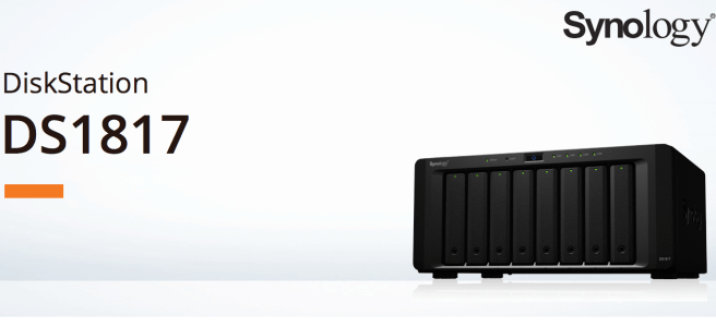 Full Specs of the Synology DS1817 8-Bay