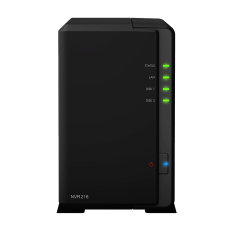 The Synology NVR1218 Surveillance NAS 2