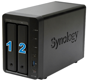 Synology DiskStation DS718+ - A Hardware Installation Guide Part 10