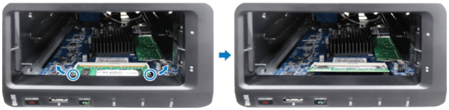 Synology DiskStation DS718+ - A Hardware Installation Guide Part 16