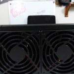 The synology DS918+ fans