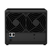 The Synology DS418 4-Bay Diskstation Cost Effective Value NAS Unboxing and Walkthrough 4