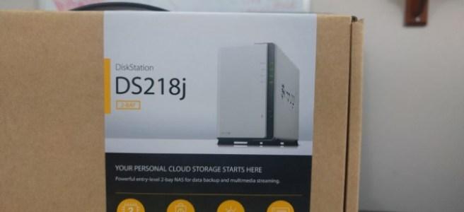 Kết quả hình ảnh cho Synology DiskStation DS218j