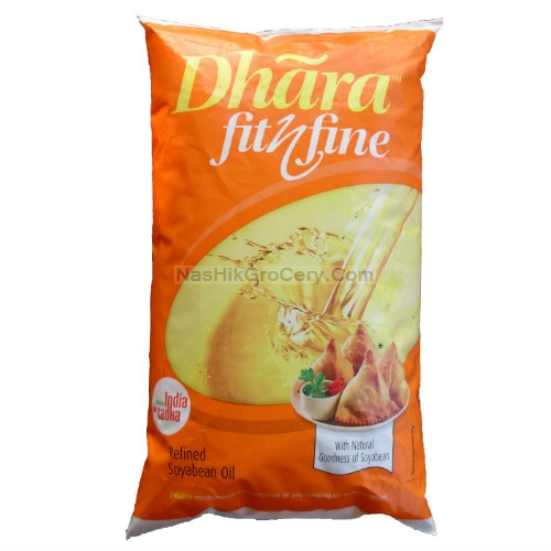 Dhara_Fit_n_Fine_Refined_Soyabean_Oil_1_Litter_Pouch
