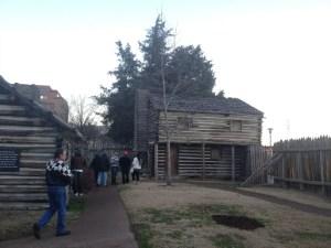 Nashville-Fun-For-Families-Fort-Nashborough-inside-fort