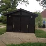 Fannie Mae Dees Park - Bathrooms