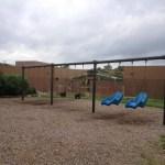 Fannie Mae Dees Park - Swings