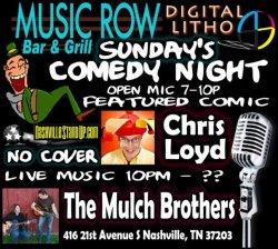 2009.01.11 Music Row Bar & Grill