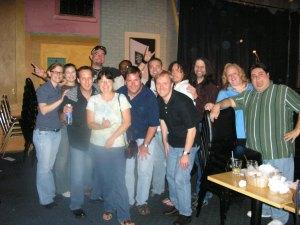 School of Laughs' 1st graduation show 2007