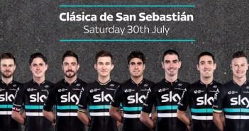 team sky san sebastian