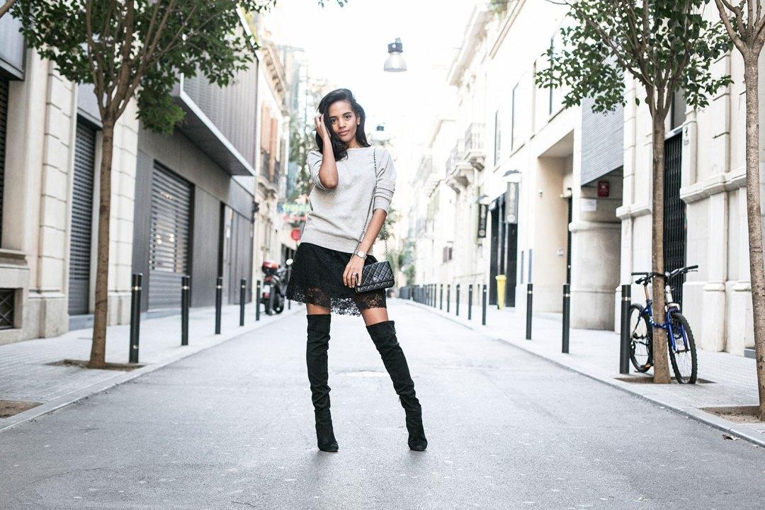 Street fashion Barcelona   Barcelona photographer