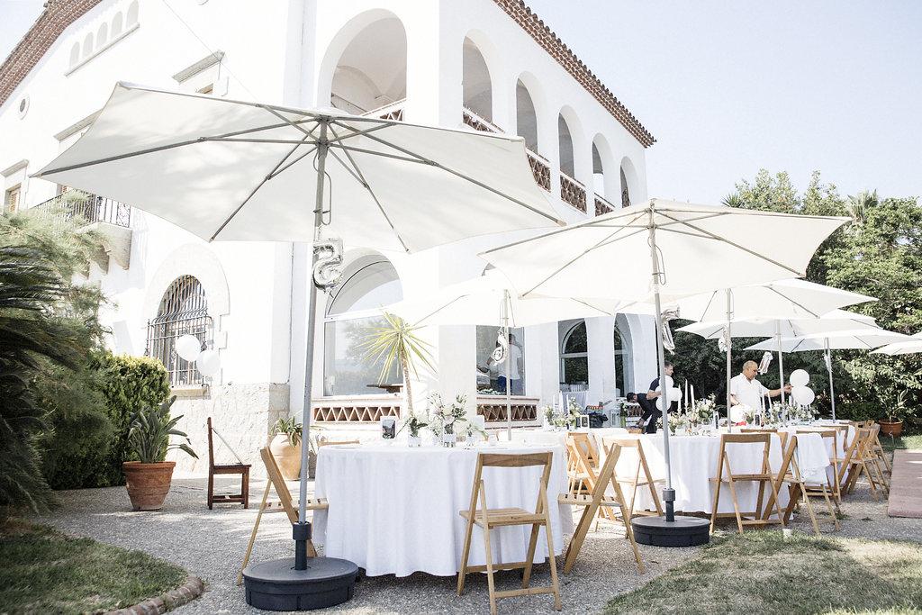 Wedding photographer Barcelona Villa Maresme