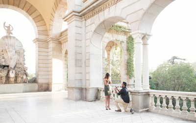 5 best ways to propose to your girlfriend in Barcelona