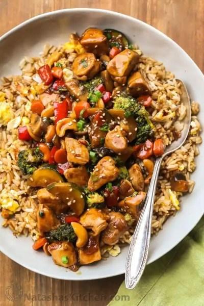 Chicken Stir Fry Recipe - NatashasKitchen.com