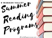 Wabash Valley Summer Reading Programs