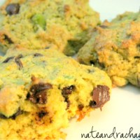 Healthy Chocolate Chip Cookies--with Avocado!
