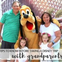 8 Tips for Taking a Disney Family Trip with Grandparents!