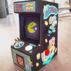 Retro Arcade Flipbook