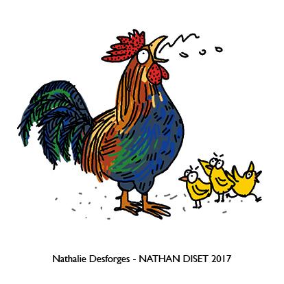 Nathalie Desforges jeu de cartes orthographe - Nathan Diset14