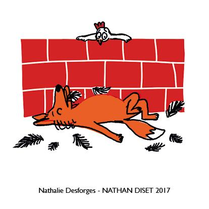 Nathalie Desforges jeu de cartes orthographe - Nathan Diset25