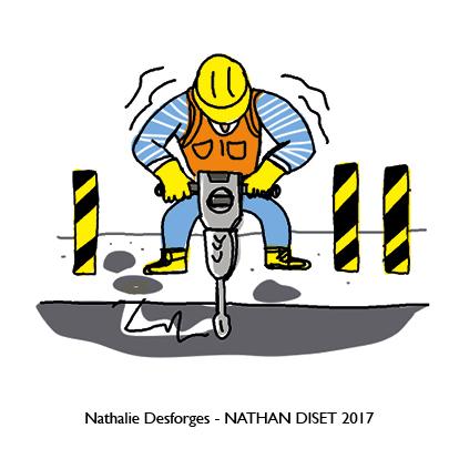 Nathalie Desforges jeu de cartes orthographe - Nathan Diset30