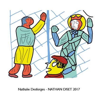 Nathalie Desforges jeu de cartes orthographe - Nathan Diset32