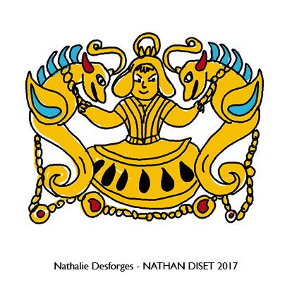 Nathalie Desforges jeu de cartes orthographe - Nathan Diset37