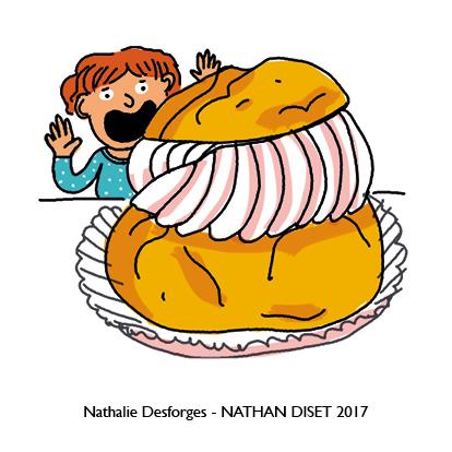 Nathalie Desforges jeu de cartes orthographe - Nathan Diset42