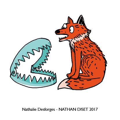 Nathalie Desforges jeu de cartes orthographe - Nathan Diset52
