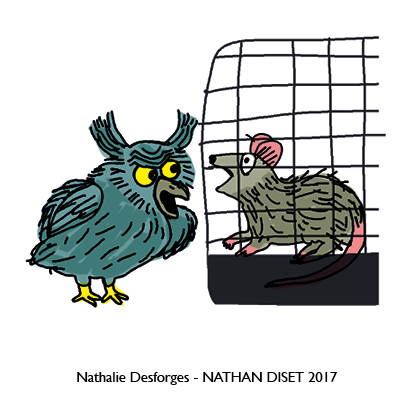 Nathalie Desforges jeu de cartes orthographe - Nathan Diset67