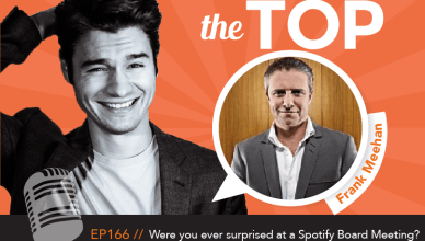 Frank Meehan The Top Podcast Episode 166