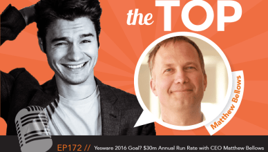 Matthew Bellows The Top Podcast Episode 172