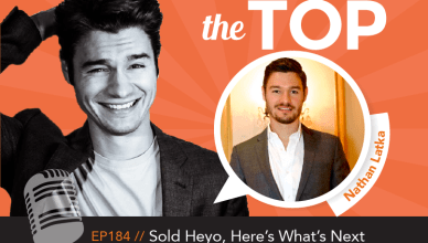 The Top Podcast Nathan Latka Episode 184