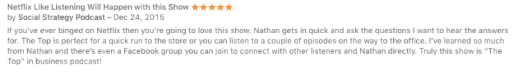 The Top Podcast Review 3