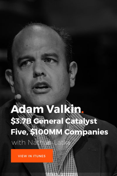 Adam Valkin General Catalyst