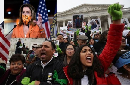 Democrats Get Closer To Allowing Illegal Immigrants To Work In Congress