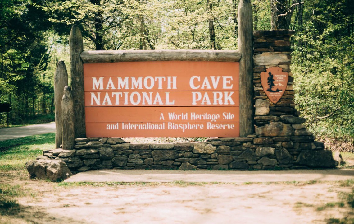 remarkable_thing_about_mammoth_cave_sign