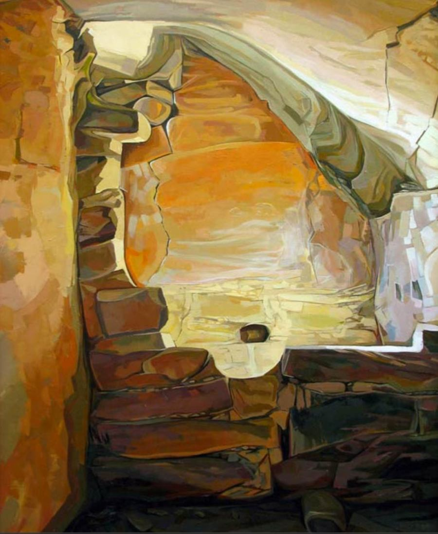 kathy_hodge_oil_painting_mesa_verde