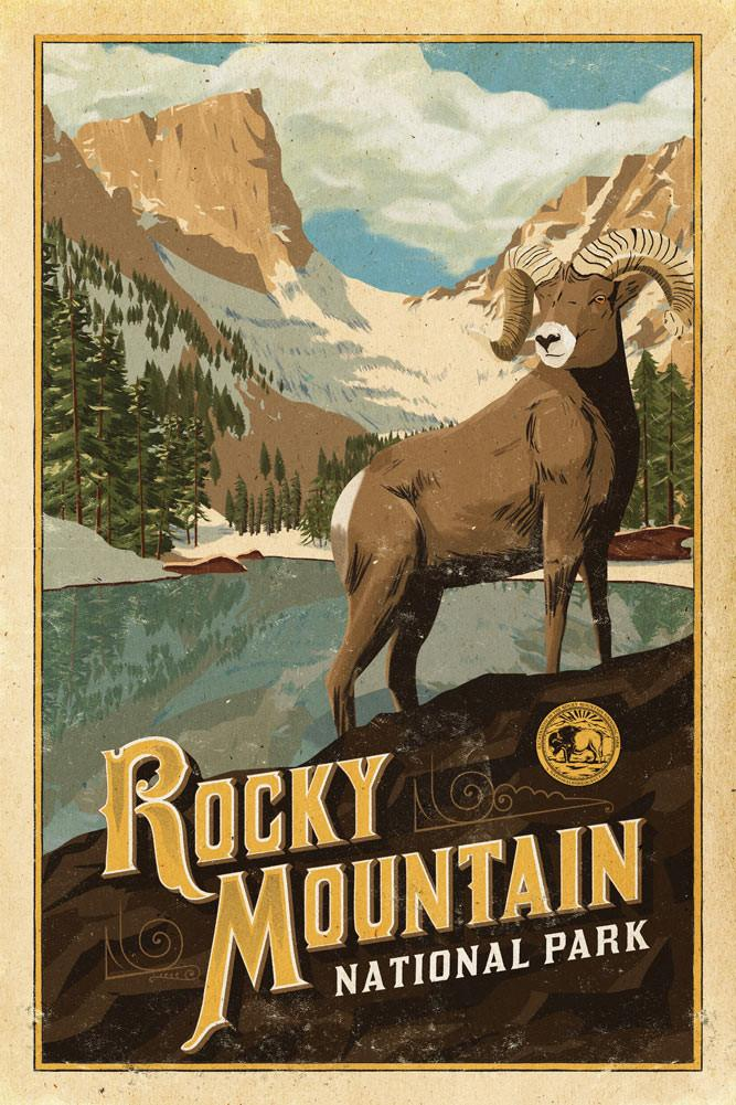 rocky_mountain_national_park_poster
