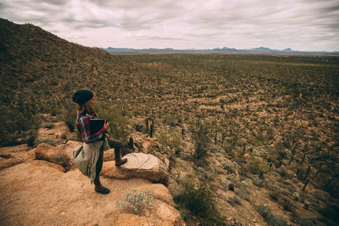 reflection_land_saguaros_national_park_hiking