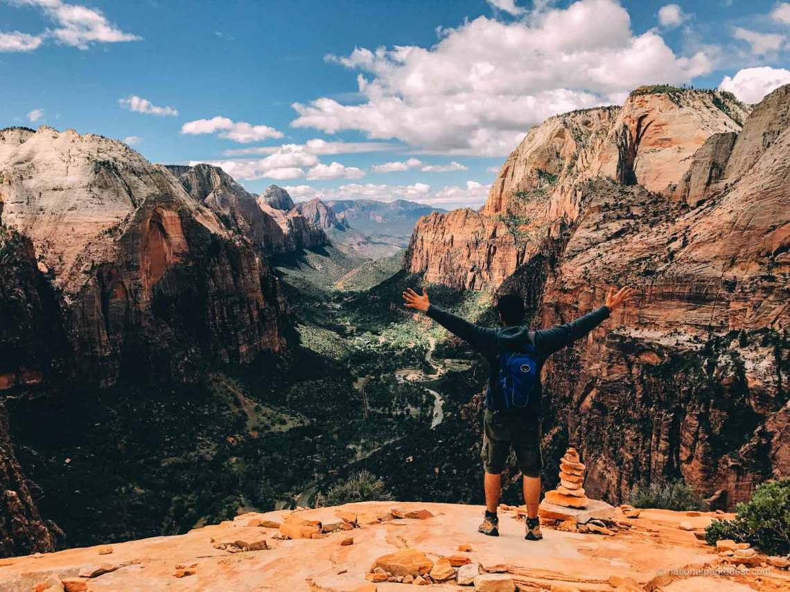 From Angels Landing