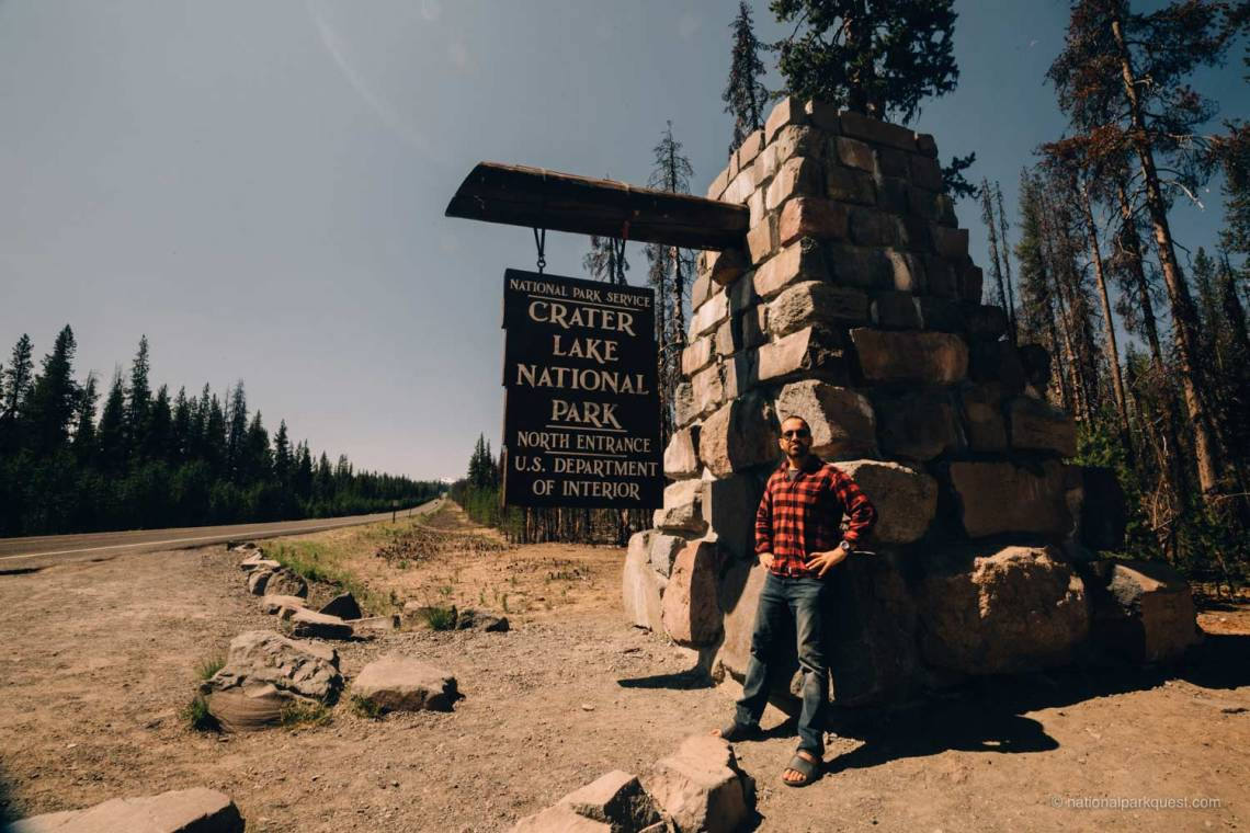 five_sense_of_crater_lake_national_park_sign