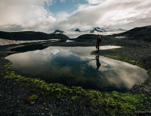 visiting alaska national parks