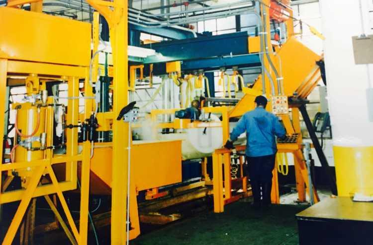 National Plating Corp Metal plating Facility