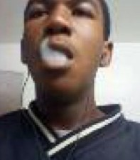 "Drug Addled Trayvon Martin Takes a ""Hit"" off a ""Glass Dick"" (Street for Crack Pipe)"