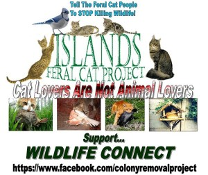 Grassroots Community Effort to Save our Wildlife!!!