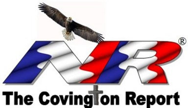 The Covington Report Logo