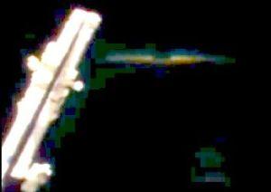 UFO Photo ISS 22Mar14 disc