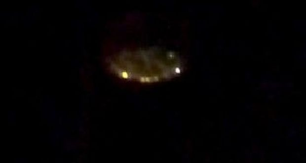 UFO Photo Fresno Calif. 24feb14